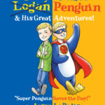 A Boy Named Penguin Front Cover